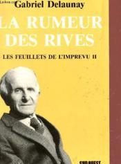 Rumeur des rives - Couverture - Format classique