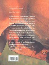 La Parthenaise - 4ème de couverture - Format classique