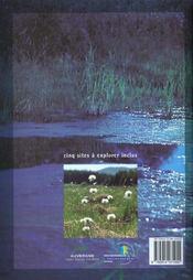 Entre Terre Et Eau - 4ème de couverture - Format classique