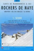 Rochers de Naye ski (édition 2007) - Couverture - Format classique