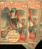 Lot De 6 Fascicules. Port-Tarascon. Oeuvres Completes D'Alphonse Daudet. N°112 Au N°117. - Couverture - Format classique
