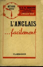 L'Anglais Facilement. - Couverture - Format classique