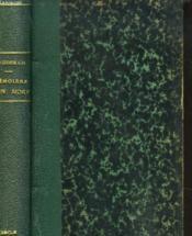 MEMOIRES D'UN MORT Faits de guerre et exploits d'alcôve sous l'Empire, 1805-1828. - Couverture - Format classique