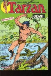 Tarzan Geant - N° 53 - Couverture - Format classique