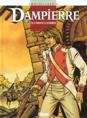 Dampierre t.8 ; le trésor de la Guyonnière - Couverture - Format classique