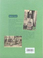 Il y a un siècle... nos villages - 4ème de couverture - Format classique