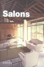 Salons - Intérieur - Format classique