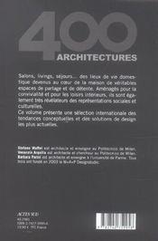 Salons - 4ème de couverture - Format classique