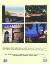 Tanger Cite De Reve - 4ème de couverture - Format classique