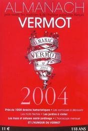 Almanach Vermot (édition 2005) - Intérieur - Format classique