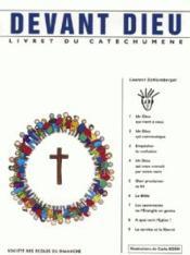 Devant Dieu - Le Sens Du Culte - Livret De L'Enfant - Couverture - Format classique