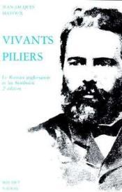 Vivants piliers - Couverture - Format classique