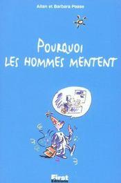 Pourquoi Les Hommes Mentent (Petit Livre) - Intérieur - Format classique