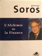 L'alchimie de la finance - Intérieur - Format classique