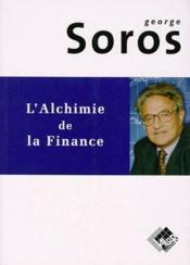 L'alchimie de la finance - Couverture - Format classique