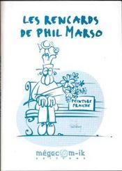 Les rencards de phil marso - Intérieur - Format classique