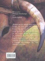 La Maraichine - 4ème de couverture - Format classique