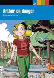 Aventure Jeune-Arthur En Danger-Niv.1 - Couverture - Format classique