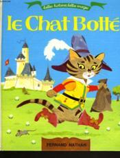Le Chat Botte. Lecture Tres Facile. - Couverture - Format classique