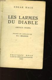 Les Larmes Du Diable - Devil'S Tears - Couverture - Format classique