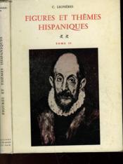 Figures Et Themes Hispaniques - Tome Ii - Couverture - Format classique
