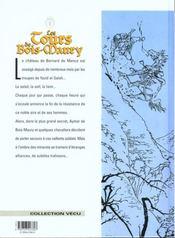 Les tours de Bois-Maury t.9 ; Khaled - 4ème de couverture - Format classique