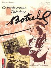 Ce Barde Errant Theodore Botrel - Intérieur - Format classique
