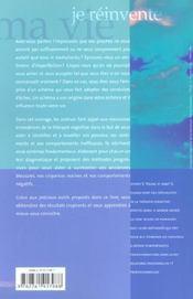 Je Reinvente Ma Vie Vous Valez Mieux Que Ce Que Vous Pensez - 4ème de couverture - Format classique