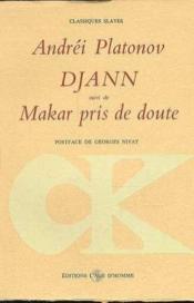 Djann - Couverture - Format classique