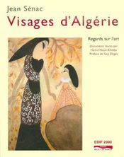 Visages d'algerie ; ecrits sur l'art - Intérieur - Format classique