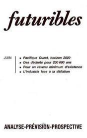 Futuribles N.177 - Couverture - Format classique