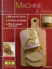 Machine à pain - Intérieur - Format classique