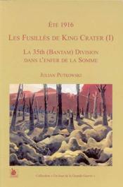 Les fusillés de King Crater t.1 - Couverture - Format classique