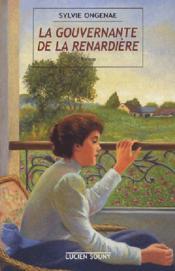 La Gouvernante De La Renardiere - Couverture - Format classique