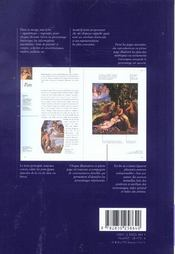 Dieux Et Heros De L'Antiquite - 4ème de couverture - Format classique
