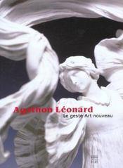 Agathon Leonard - Intérieur - Format classique