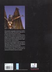 Agathon Leonard - 4ème de couverture - Format classique