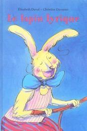 Le lapin lyrique - Intérieur - Format classique