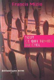 Tout Ce Qui Tombe Du Ciel - Intérieur - Format classique