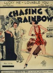 Chasing Rainbows : Lucky Me Lovable You - Piano + Voice. - Couverture - Format classique