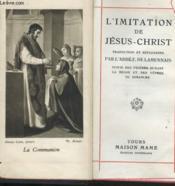 L'Imitation De Jesus Christ - Couverture - Format classique