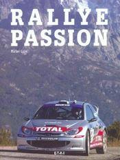 Rallye Passion - Intérieur - Format classique
