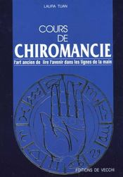 Cours De Chiromancie - Intérieur - Format classique
