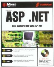 Asp.Net - Intérieur - Format classique