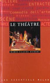 Le theatre - Intérieur - Format classique