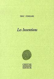 Les inventions - Intérieur - Format classique