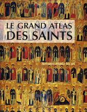 Le grand atlas des saints - Intérieur - Format classique
