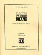 Electrocardio-drame - Couverture - Format classique