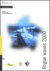Rogue Waves 2000 - Brest, 29-30 Novembre 2000 No 32 - Couverture - Format classique
