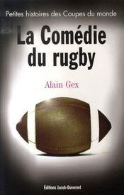 La comédie du rugby - Intérieur - Format classique